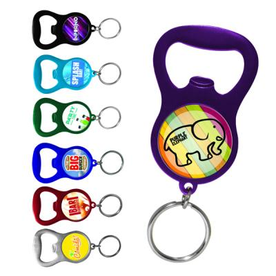 Image of Freshers University Bottle Opener Keyring