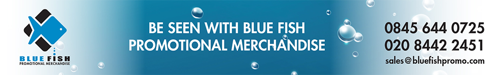 Blue Fish Promotional Merchandise