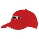 Image of Sandwich Trim Promotional Baseball Cap