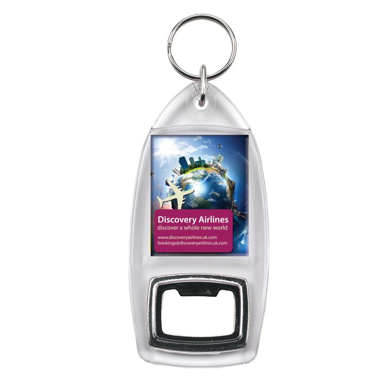 Image of R1/R6 Bottle Opener Keyring