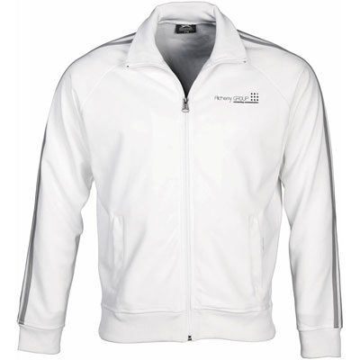 Image of Slazenger Court Full Zip Sweater
