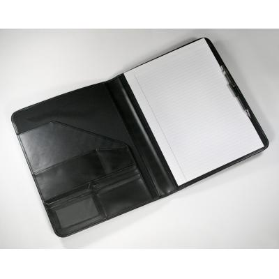 Image of Warwick Genuine Leather A4 Non Zipped Folder