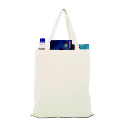 Image of Bag with short handles, Natural