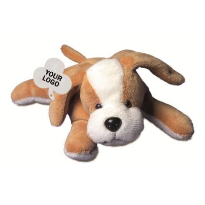 Image of Dog soft toy