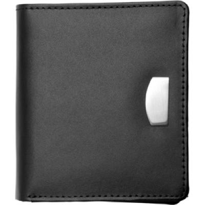 Image of Bonded leather wallet