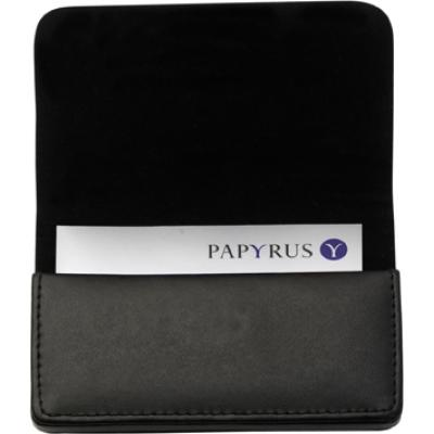 Image of Bonded leather card holder