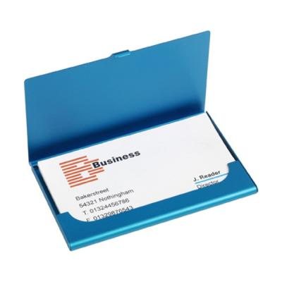 Image of Aluminium card holder