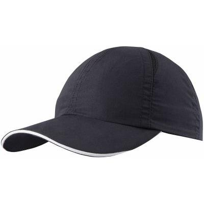 Image of Alley 6 panel cool fit sandwich cap