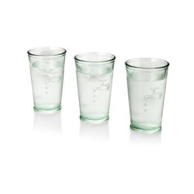 Image of 3 Water Glasses