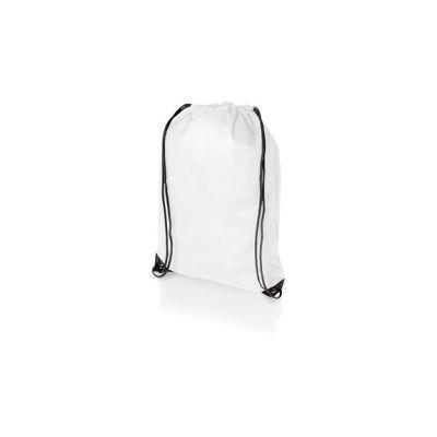 Image of Evergreen non woven premium rucksack eco