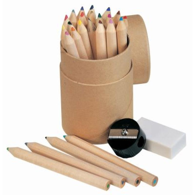 Image of 26 piece Pencil case