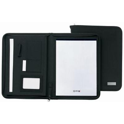 Image of A4 zipper portfolio