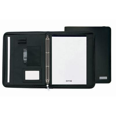 Image of A4 zipper portfolio deluxe