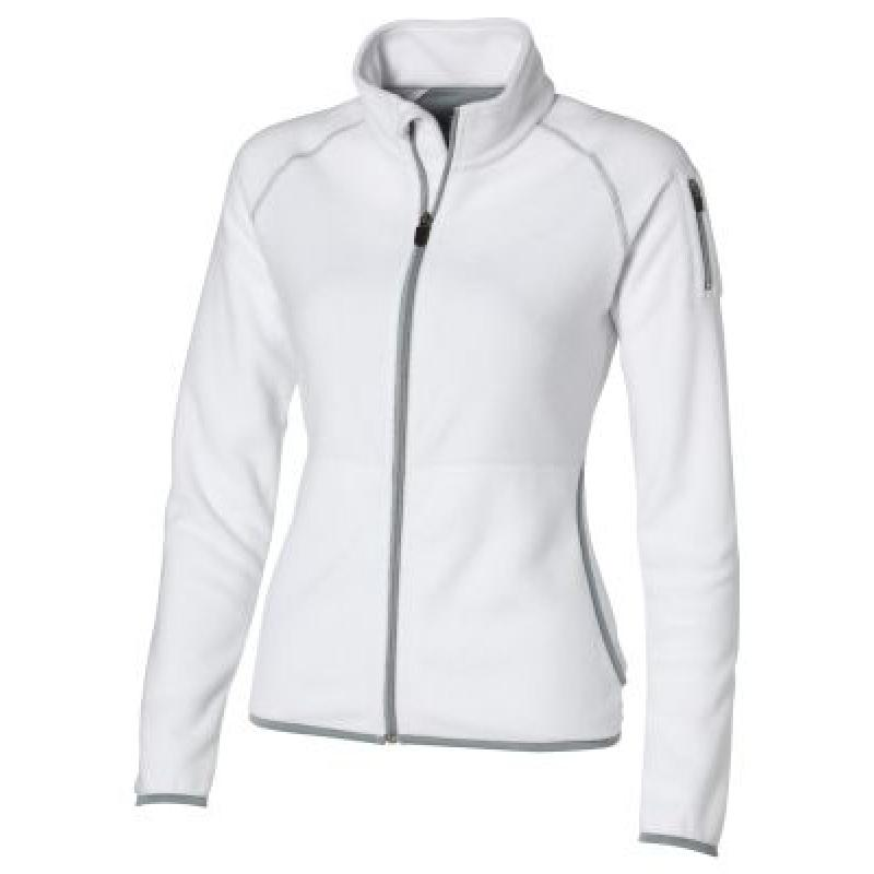 Image of Drop shot ladies micro fleece jacket