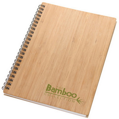 Image of Wiro Smart Bamboo A5 Wiro Bound Pad