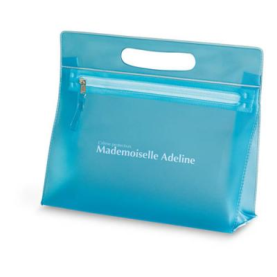 Image of Transparent Cosmetic Pouch