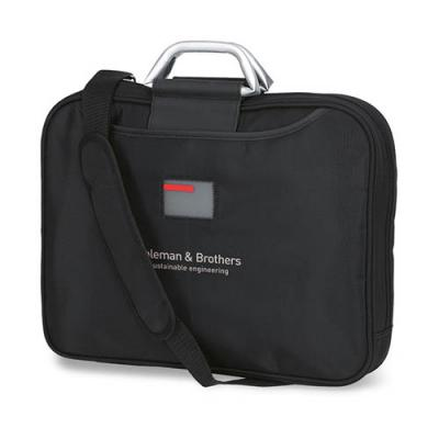 Image of Document Bag With Strap