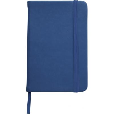 Image of Notebook with a soft PU cover