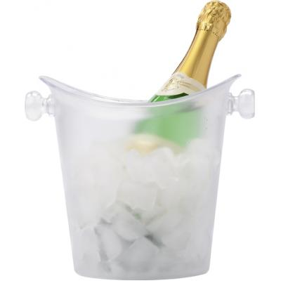 Image of Plastic cooler/ice bucket
