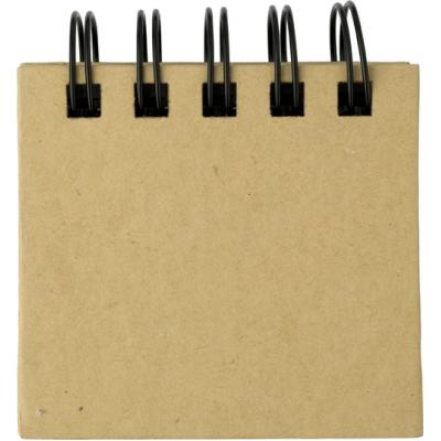 Image of Wire bound sticky memos