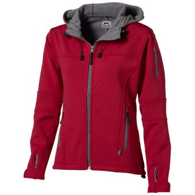 Image of Match ladies softshell jacket