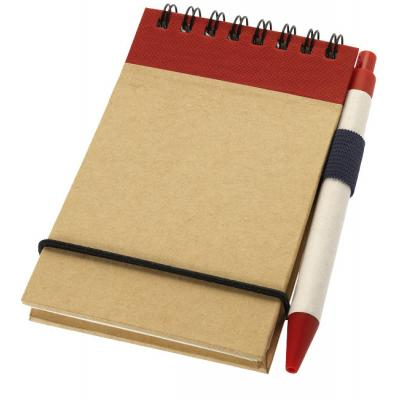 Image of Zuse Jotter With Pen