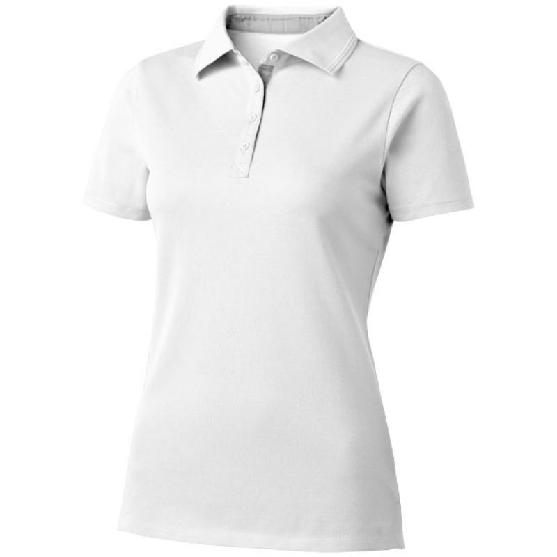 Image of Hacker short sleeve ladies polo