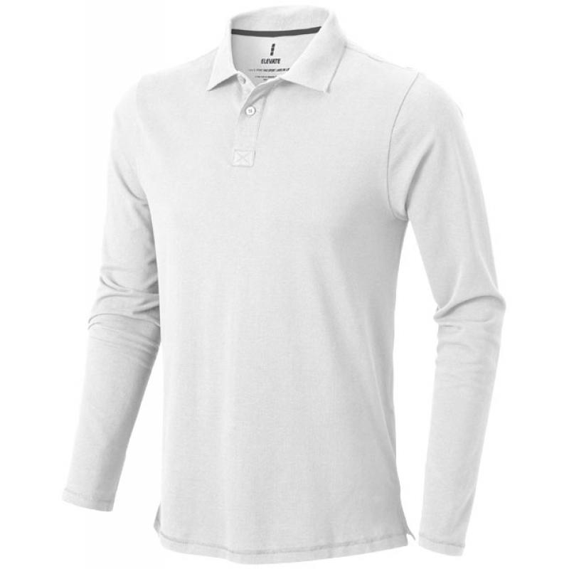 Image of Oakville Long Sleeve Polo