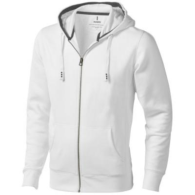 Image of Arora Hooded Full Zip Sweater