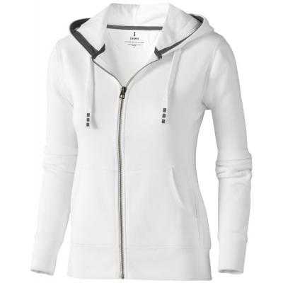 Image of Arora Hooded Full Zip Ladies Sweater