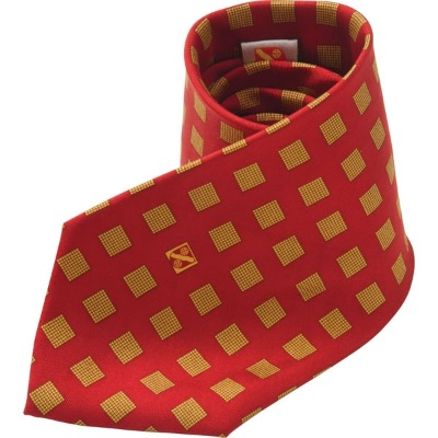 Image of Printed Polyester Tie