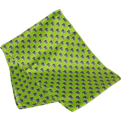 Image of Printed Silk Scarf (Long)