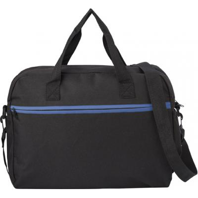 Image of Document bag in a polyester 600D material