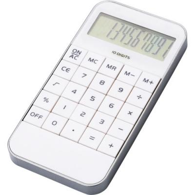 Image of Plastic phone style calculator