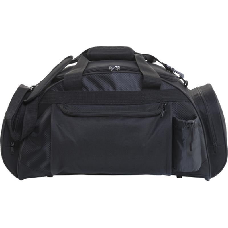 Image of Sports/travel bag in a 600D polyester