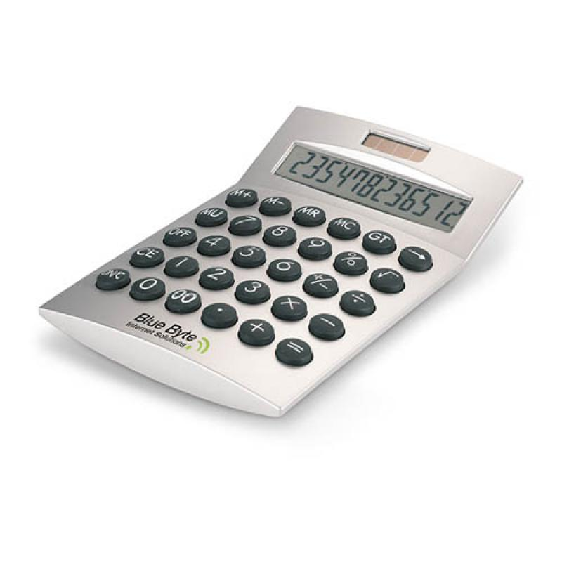 Image of Basics 12-digits calculator