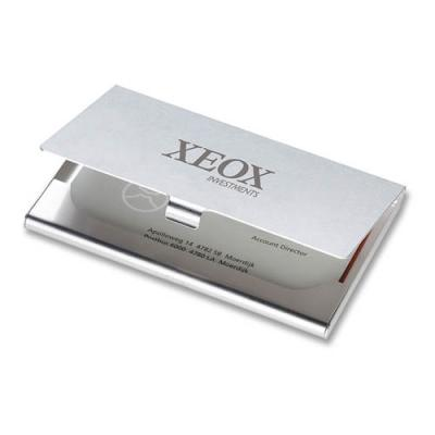 Image of Aluminium business card holder