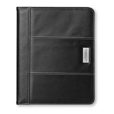 Image of A4 bonded leather portfolio