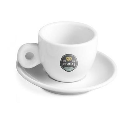 Image of Espresso cup and saucer