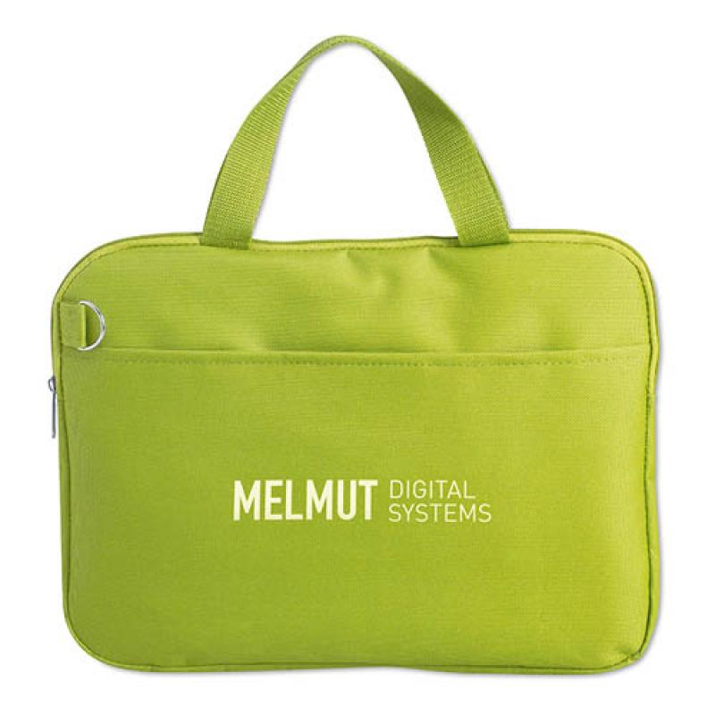 Image of 600D polyester document bag