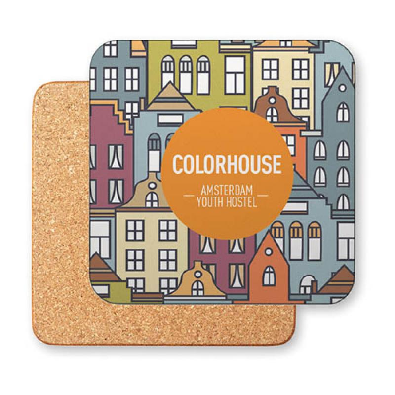 Image of Set Of 4 Coasters