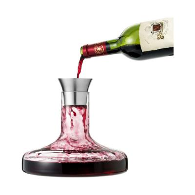 Image of Flow wine decanter set