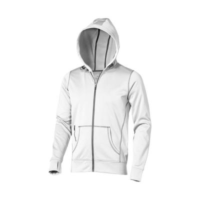 Image of Moresby Hooded Full Zip Sweater