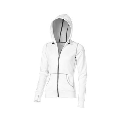 Image of Moresby Hooded Full Zip Ladies Sweater