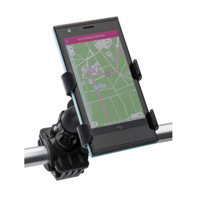 Image of Plastic adjustable mobile phone holder for a bike