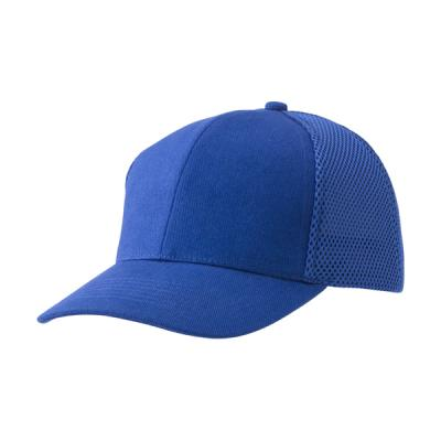 Image of Heavy brushed cotton cap with six panels