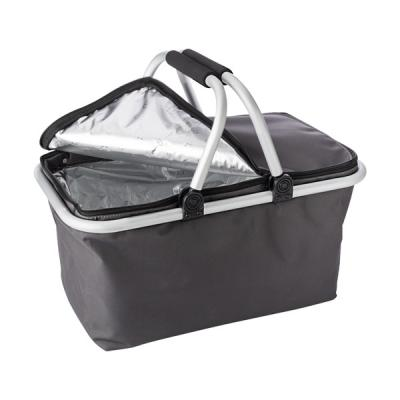 Image of Quality groceries cooling basket in a 320D polyester material
