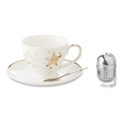 Image of Teacup Set In Gift Box