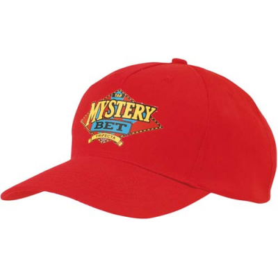 Image of Cotton Twill Baseball Cap