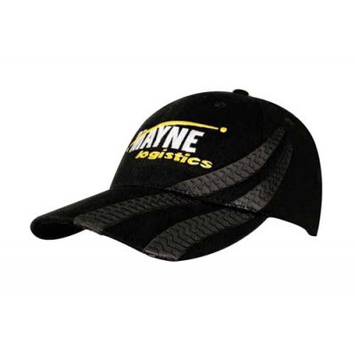 Image of Tyre Tracks Baseball Cap